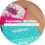September Birch Box // Happy Days