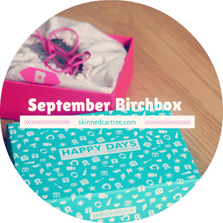 september birchbox 2014
