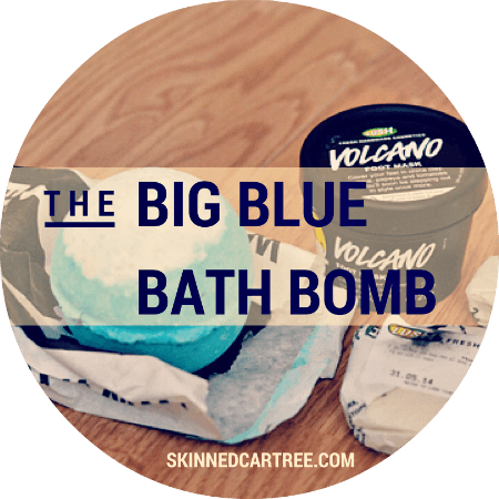 big blue bath bomb review
