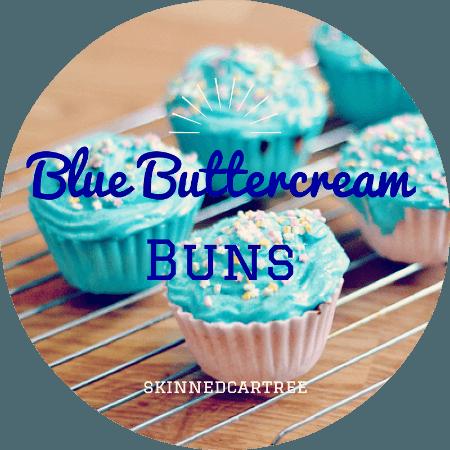 butterfly buns
