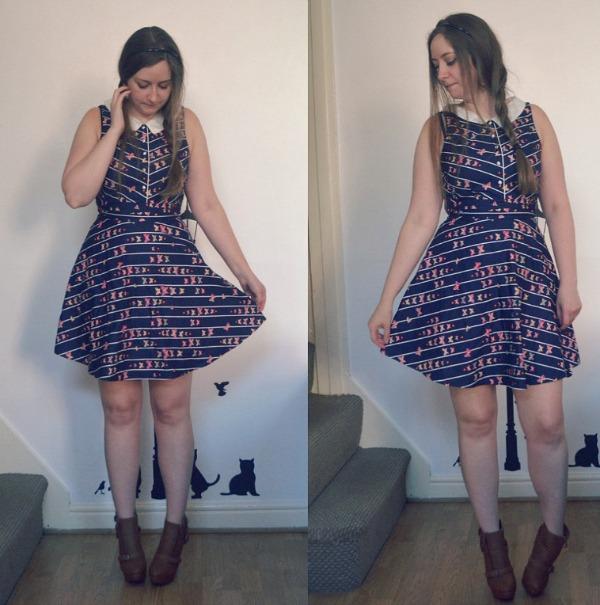 trollied dolly dress