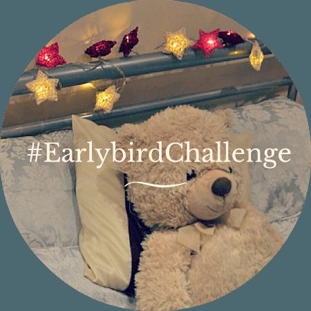 #EarlybirdChallenge