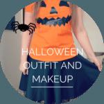 Halloween OOTD and FOTD!