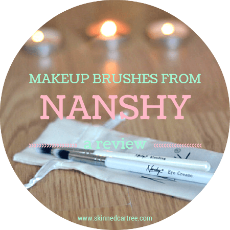 nanshy makeup brushes review