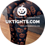 Get ready for Halloween with UK Tights!