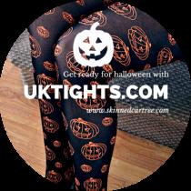 halloween tights