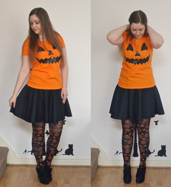 halloween OOTD