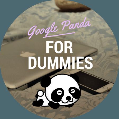Google Panda for Dummies