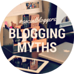 #socialbloggers 35 – blog myths