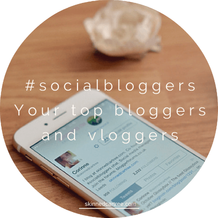 socialbloggers 37 // Favourite Bloggers and Vloggers