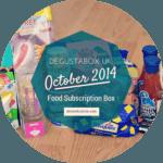 October Degustabox