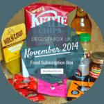 Degustabox // Winterbox 2014