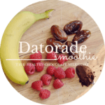 Datorade // A chocolate milkshake alternative