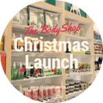 The Body Shop Christmas Launch