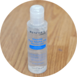 Rimmel Makeup Remover // Does it work?