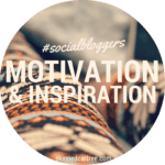 #socialbloggers 40 – Motivation and Inspiration