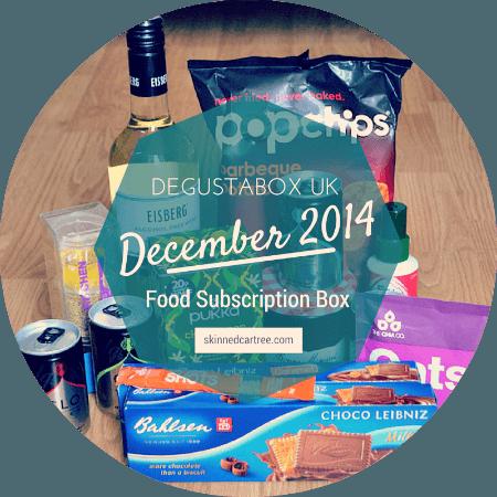 Degustabox December 2014