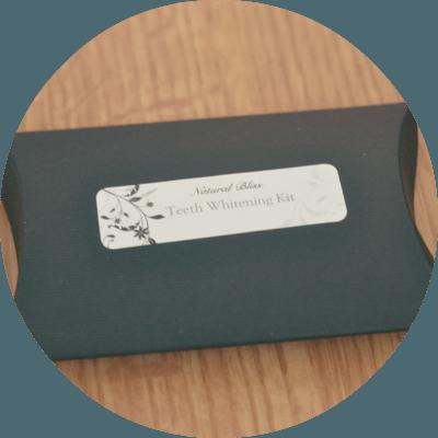 Natural Bliss Teeth Whitening Kit
