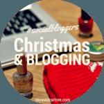 #socialbloggers 41 // Christmas and Blogging
