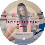 #socialbloggers 48 // Being Unique
