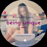 #socialbloggers 48 // Being Unique