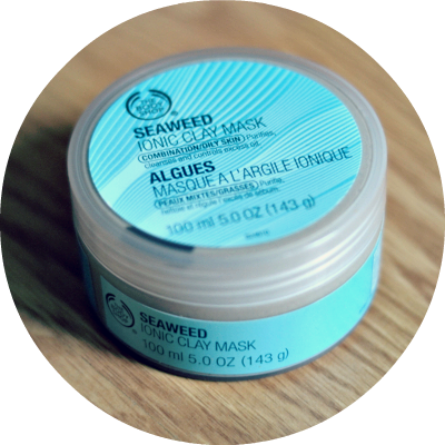 The Body Shop // Ionic Clay Mask