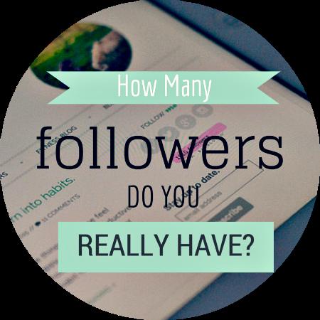 bloglovin followers