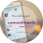 #socialbloggers 49 // A year of commitment