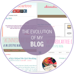 The evolution of my blog.