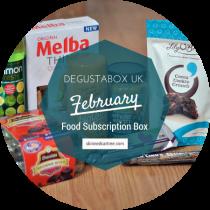 February Degustabox 2015