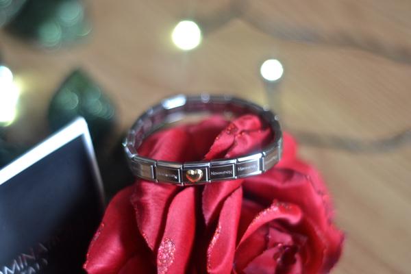 nomination bracelet