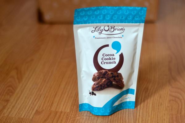 Lily O'Brien's Coca Cookie Crunch