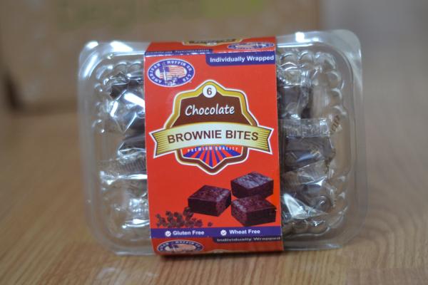 American Muffin Company Brownie Bites