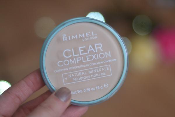 Rimmel Clear Complexion Powder