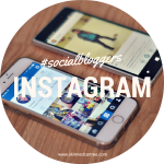 #socialbloggers 52 // Instagram and your blog
