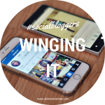 #socialbloggers 55 // Winging It