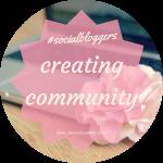 #socialbloggers 56 // Creating Community