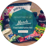 Degustabox March 2015 // The Easter Box