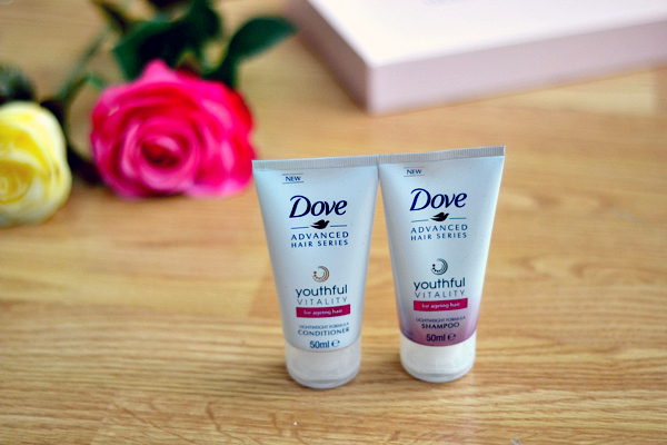 Dove Advanced Hair Series Shampoo and Conditioner glossybox march