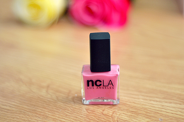 ncLA Nail Lacquer glossybox march