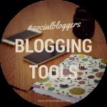 #socialbloggers 53 // Blogging Tools