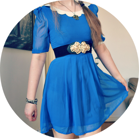 bluedress