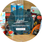 Degustabox April 2015