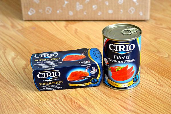 Cirio Tomatos
