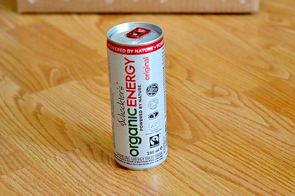 Scheckters Organic Energy