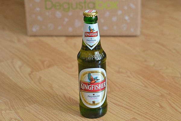 Kingfisher beer