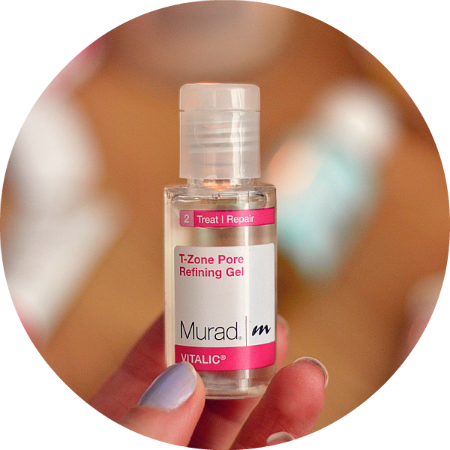 Murad T Zone Pore Refining Gel