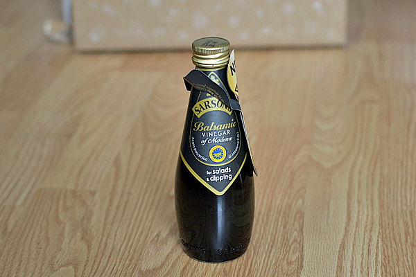 Sarsons Balsamic Vinegar of Modena