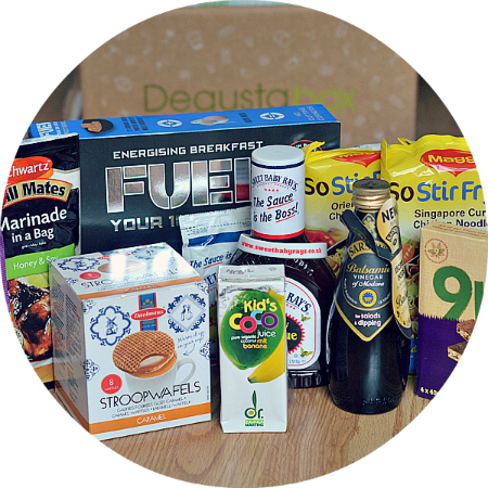 Degustabox May 2015