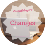#socialbloggers 68 // Life Changes